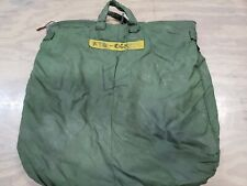 """Classic Flyers Helmet Bag Padded Water Resistant Military Army Type 19"""" x 19"""""""