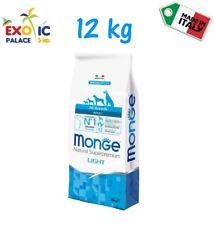 MONGE ALL BREED ADULT LIGHT SALMONE 12 KG CROCCHETTE CIBO SECCO PER CANE DOG