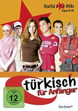 4 DVDs * TÜRKISCH FÜR ANFÄNGER - STAFFEL 2 - FOLGEN 13-36 Elyas M'Barek # NEU §