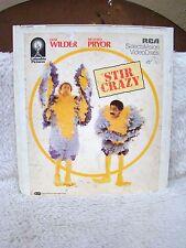 CED VideoDisc Stir Crazy (1980) Columbia Pictures, RCA SelectaVision, Collectble
