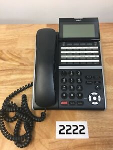 NEC DT400 Series DTZ-24D-3 Digital Offices Phone (M2222)