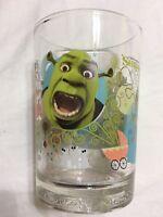 McDonald's Shrek The Third Glass Beware Ogres