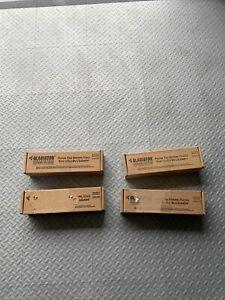 GLADIATOR GARAGEWORKS WHIRLPOOL Floor Tile Edging 2 Male 2 Female New in Box