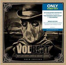 VOLBEAT-OUTLAW GENTLEMEN & SHADY LADIES-TOUR EDIT. NEW CD