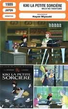 FICHE CINEMA : KIKI LA PETITE SORCIERE - H.Miyazaki 1989 Deliver's Service