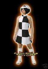 Kostüm * Go Go Mädchen 60s Disco Lady 16
