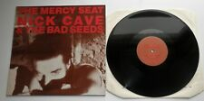 """Nick Cave & The Bad Seeds - The Mercy Seat UK 1988 Mute Records 12"""" Single"""