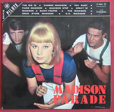 "MADISON PARADE 25 CM 10""   LP ORIG FR"