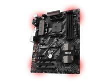 MSI B350 TOMAHAWK Gaming Amd Ryzen B350 Ddr4 Vr Ready Hdmi Atx Motherboard Only