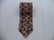 Ermenegildo zegna mens silk necktie Made in Italy Nice!!