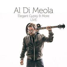 Al Di Meola - Elegant Gypsy & More - Live (NEW CD)