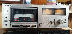 Sony STEREO ELCASET DECK EL-4 player / recorder - serviced - 115V