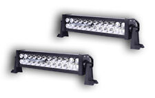 2 PCS HIGH POWER 12V 24V LED SPOT LAMPS LIGHTS BAR OFF ROAD 4 x 4 VAN BOAT TRUCK