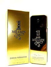 Paco Rabanne One Million EDT Eau de Toilette 100 ml (1 Million Pacco) Orig; OVP