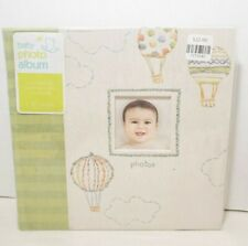 Cr Gibson Baby Photo Album Made with Love