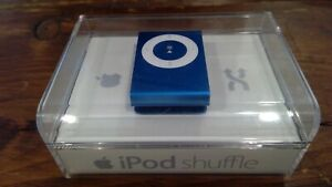 NEW BLUE Apple iPod Shuffle 2nd Generation 1GB A1204 New Sealed Unopened in box