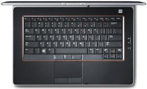 "Linux Laptop | Dell Latitude E6420 14"" Ubuntu 16.04, 8GB, 240 GB SSD, i5-2520M"