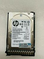 HP 652589-B21 653971-001 900GB 6G SAS 10K 2.5 SC Enterprise HDD