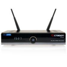 OCTAGON SF8008 4K UHD E2 DVB-S2X & DVB-C/T2 OPEN ATV 4K Octagon8008+atv NEU