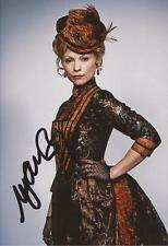 RIPPER STREET: MYANNA BURING 'LONG SUSAN' SIGNED 6x4 PORTRAIT PHOTO+COA