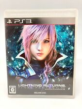 Sony PS3 Playstation - LIGHTNING RETURNS Final Fantasy XIII - JAPAN VERSION