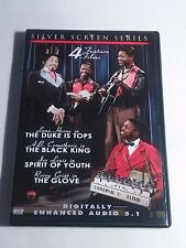 Duke Is Tops, The / The Black King / Spirit of Youth / The Glove (DVD, 2008)