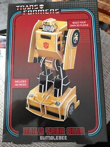 Build Your Own Bumblebee Transformer