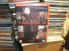 Taken 2 (DVD, 2013) EXTENDED HARDER CUT,LIAM NEESON