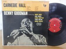 Benny Goodman,The Famous 38 Carnegie Hall Jazz Concert Vol2,Columbia CL815,Vinyl