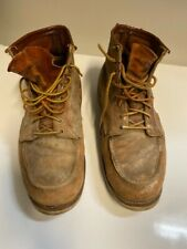 Vintage Red Wings Irish Setters size 10
