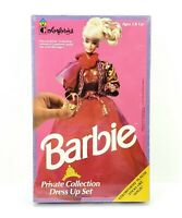 Vintage 1991 Barbie Colorforms Private Collection Dress Up Set New Sealed
