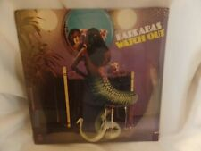 BARRABAS Watch Out ATCO SD 36-136 LP SEALED