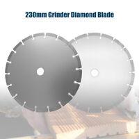 Diamant Coupe Disque Roue Lame de Scie Turbo Pour Marbre Béton Granit 230mm