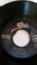 45 Record Micheal Jackson Off the Wall/Get on the Floor VG