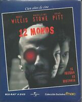 BLU-RAY 12 MONOS                    BR+DVD                            PRECINTADO