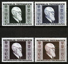 Österreich 772-75 **, Karl Renner