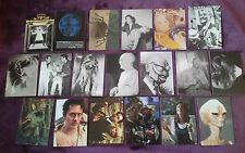 OUTER LIMITS Collectable Cards 1997 MGM/Duocards Lot of 19