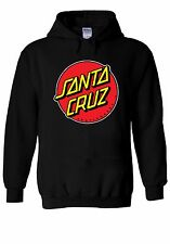 Santa Cruz Crus Skateboards 70's 80 Hoodie Sweatshirt Jumper Men Women Unisex 27
