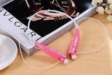 PINK Bluetooth Wireless Headphones Headset Stereo Earphone Sport Universal