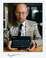 More details for clive sinclair - inventor of sinclair zx spectrum signed photograph 02 (mctct)