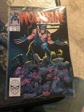 Wolverine #1 (Nov 1988, Marvel) Near Mint Condition Great Comic Book!
