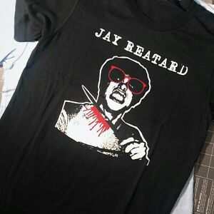 JAY REATARD Knife Design 2008 Tour Shirt Reproduction NEW S-XL Lost Sounds