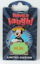 Disney Have A Laugh Mr Mouse Takes A Trip Mickey LE Pin