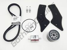 2002 748 Ducati FULL SERVICE KIT Timing Belts Spark Plugs, Air/Fuel/Oil Filters