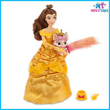 Disney Beauty and the Beast's Belle Palace Pet Doll Set brand new in box
