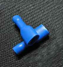 20* Female Insulated Spade Connector Crimp Terminal 0.5-2.5mm² Blue 15A