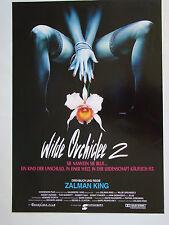 Wilde Orchidee 2 - WILD ORCHID 2 - Original Filmplakat DIN A1 (gerollt)