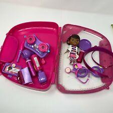 Doc McStuffins Playset Doctor Toys & Bag Case