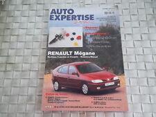 REVUE AUTO EXPERTISE CARROSSERIE RENAULT MEGANE BERLINES ET Coupé ESSENCE DIESEL