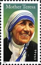 2010 44c Mother Teresa, Roman Catholic Scott 4475 Mint F/VF NH